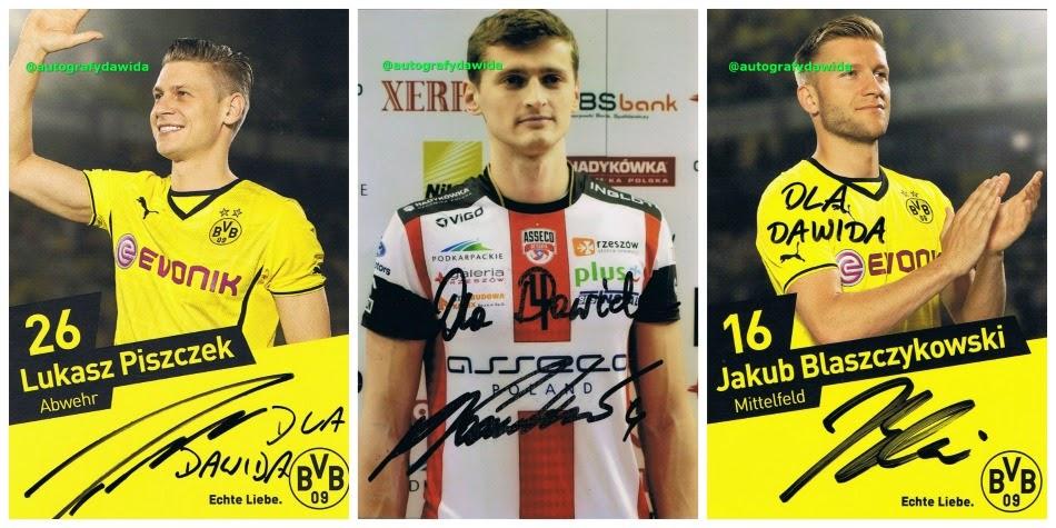 autografy dawida