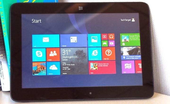 tablet hp omni 10