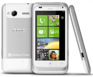 HTC Radar Windows OS Phone