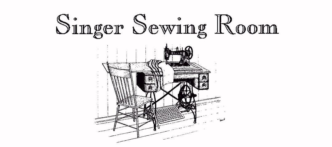 Singer Sewing Room
