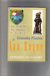 Programa Fiestas 2001