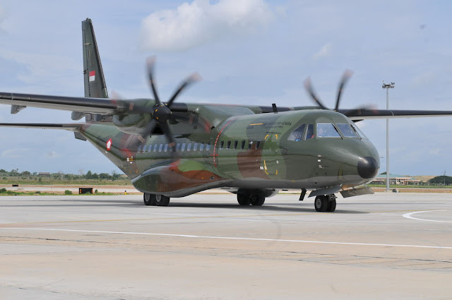 Direktorat Kepolisian Udara RI Membeli Pesawat Buatan PT. Dirgantara Indonesia