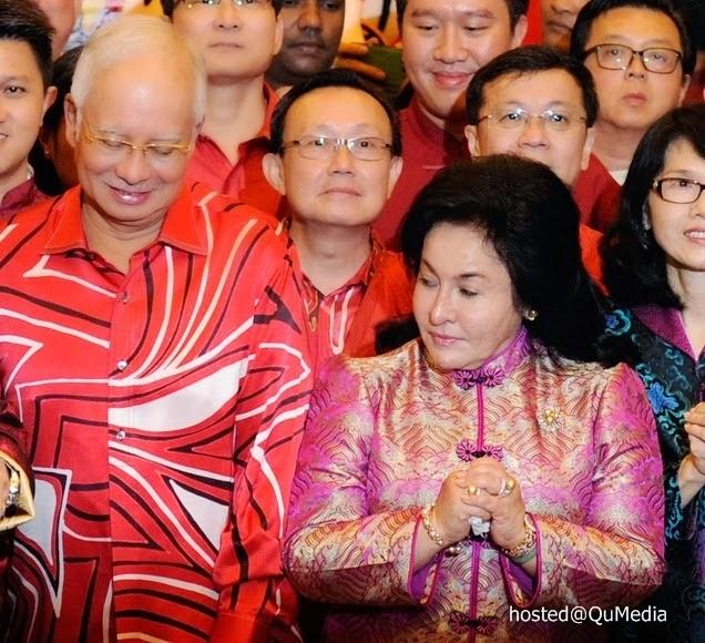 Majalah Indonesia Pula Dedah Gaya Mewah Najib Rosmah