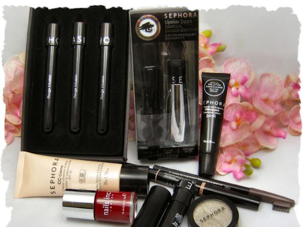 Нови продукти от Sephora