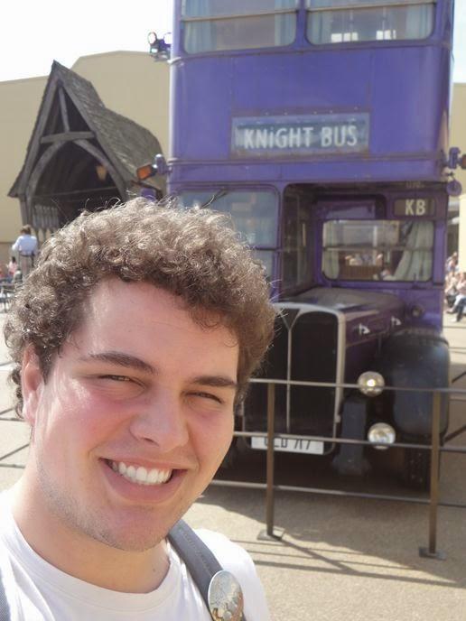 O Nôitibus - Visitando os Estúdios de Harry Potter em Londres