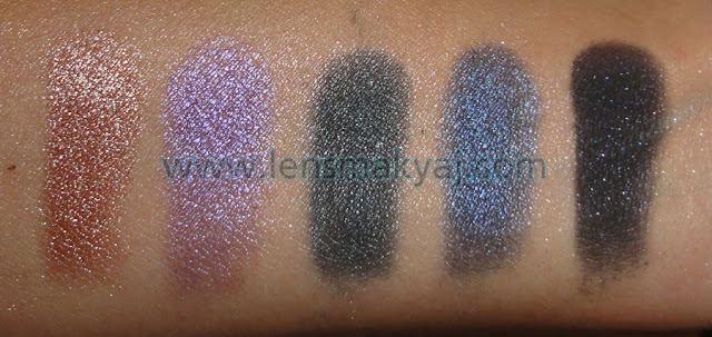 MAC Fall Colour pigment