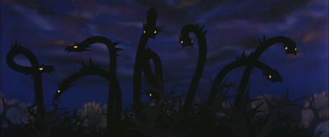 Il piccolo principe e il drago a otto teste