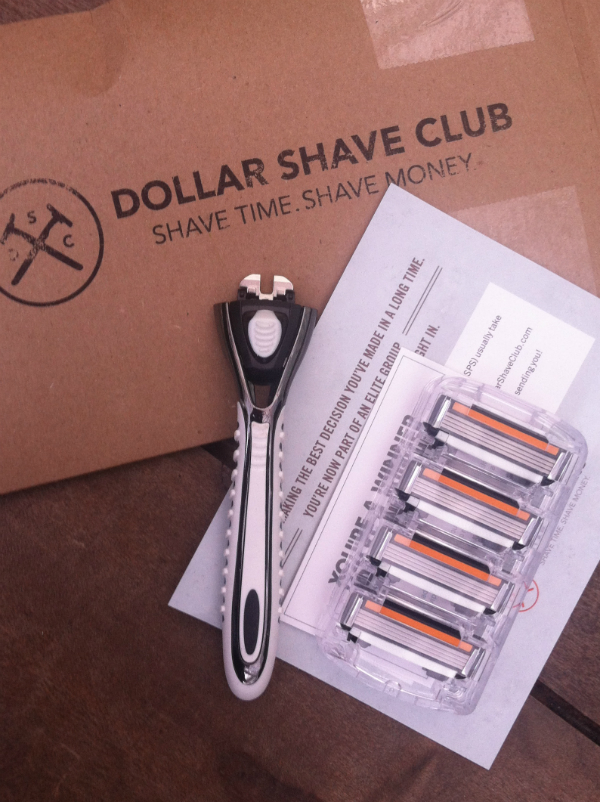 Dollar Shave Club Review - Monthly Razor / Men's Grooming Subscription Boxes