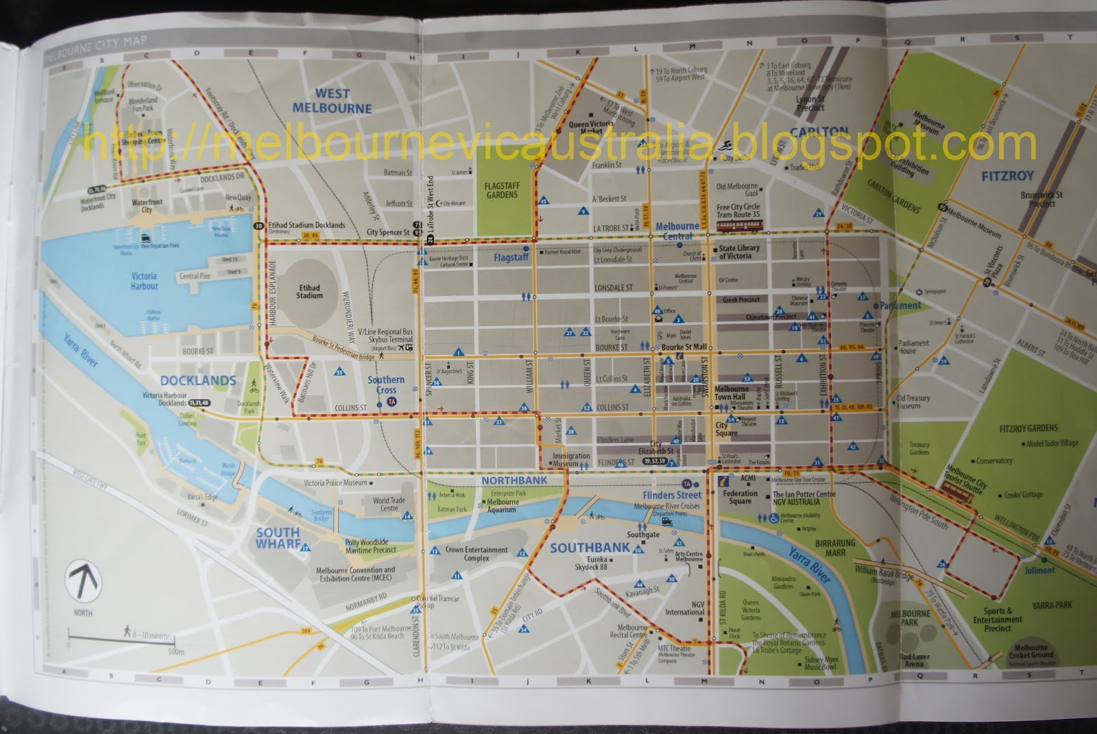 City maps Stadskartor och turistkartor Australia Cambodia etc