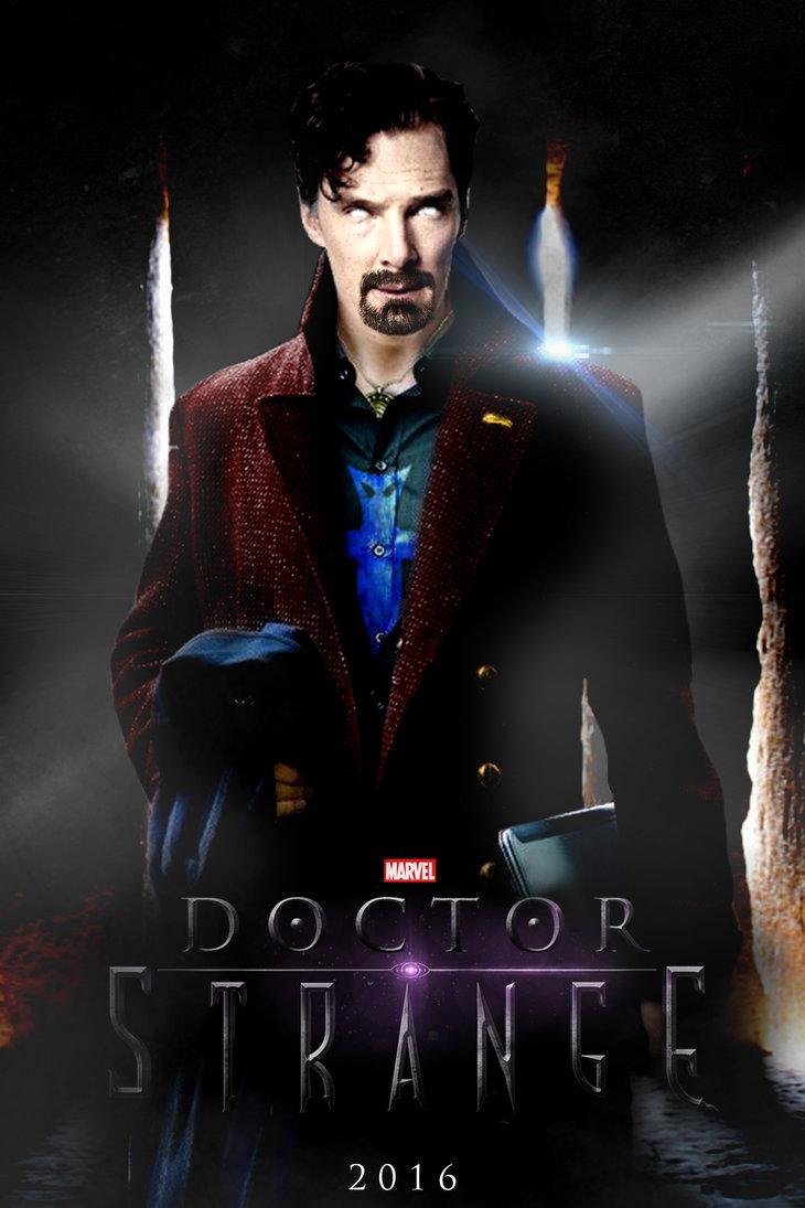 Doutor Estranho – HD 720p