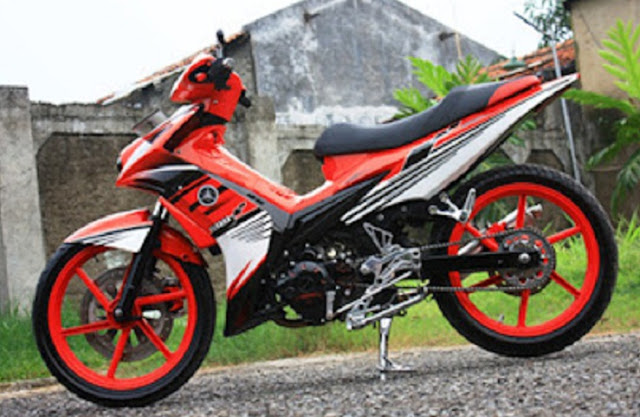 800+ Foto Modifikasi Jupiter MX 2014