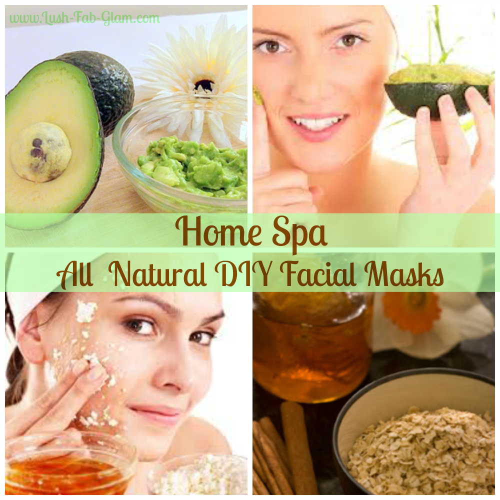 3 All Natural Diy Face Masks