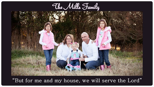 The Crazy Life of the Mill's Family