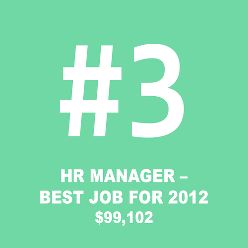 Best Job - HR manager