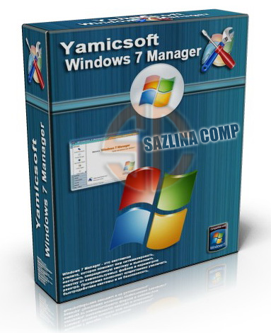 Windows 7 Manager v4.1.9 Full Version