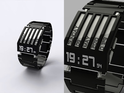 Creative Watches and Unusual Watch Designs (15) 12