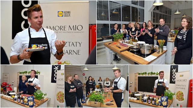 warsztaty kuchni włoskiej cookup