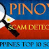 The Philippines Top 10 Scam