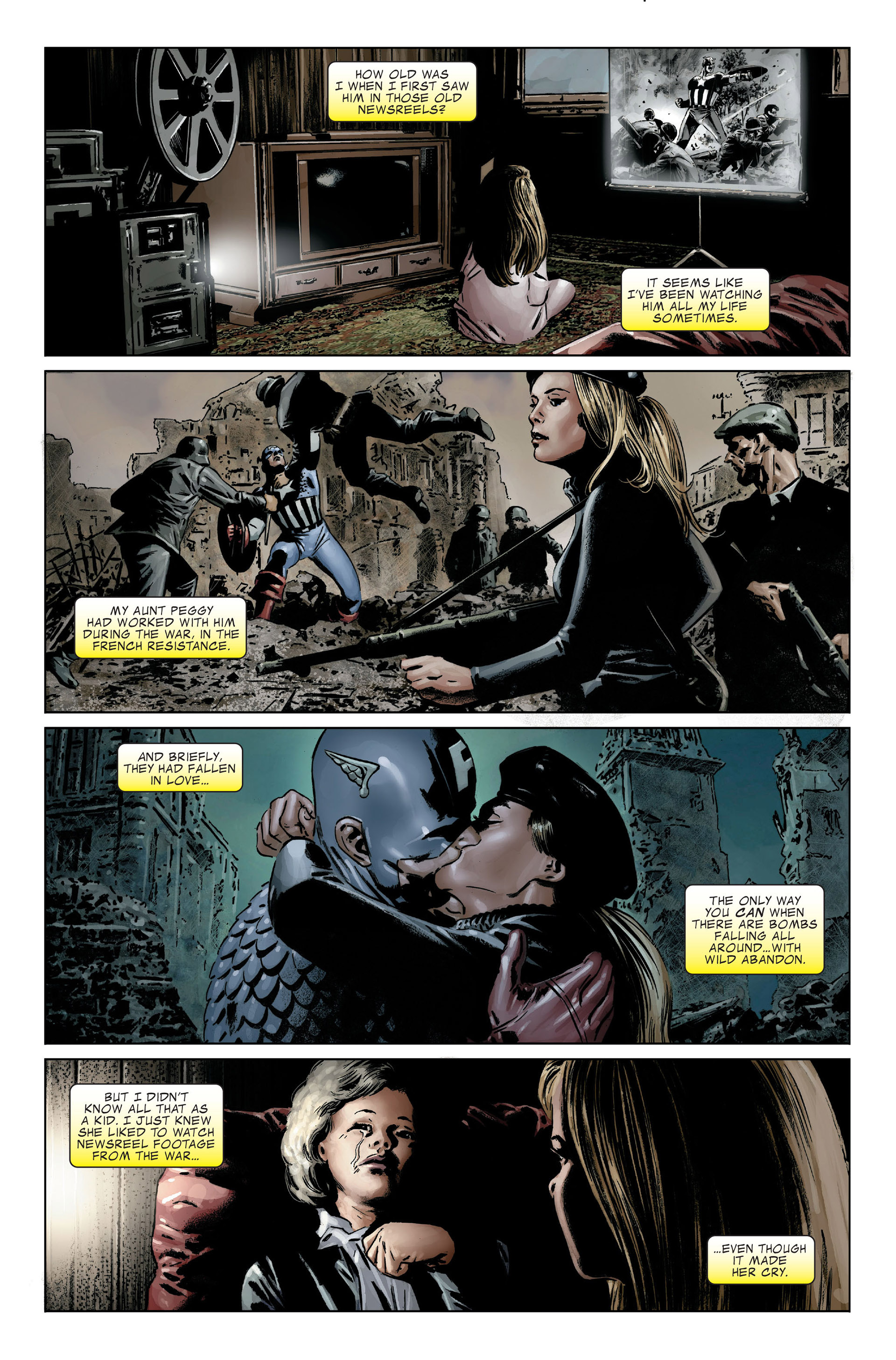 Captain America (2005) Issue #25 #25 - English 9