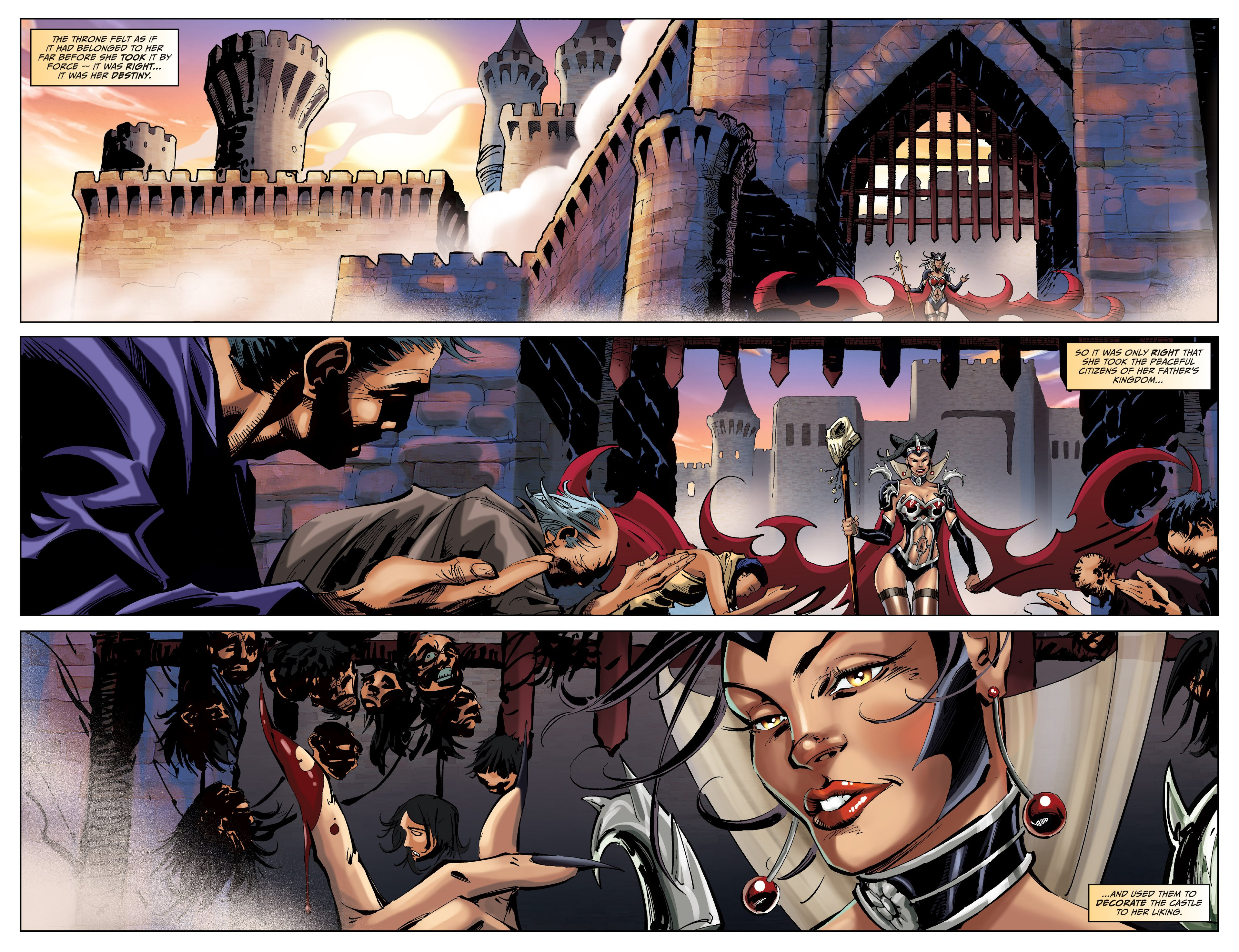 Grimm Fairy Tales (2005) Issue #88 #91 - English 15