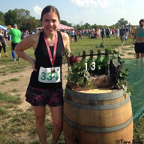 run Michigan, Pure Michigan, Southwest Michigan, 13.Wine, runner, run chat, Tara Sabo