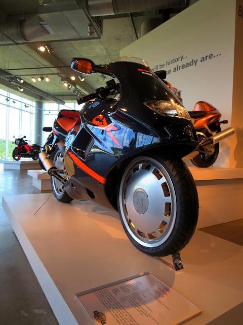 Gilera CX125 Motorcycle Barber Museum