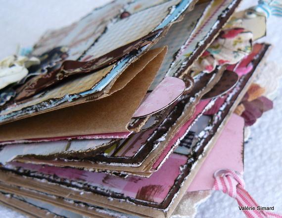 17 sept-- Mini-album sac en papier P1090150