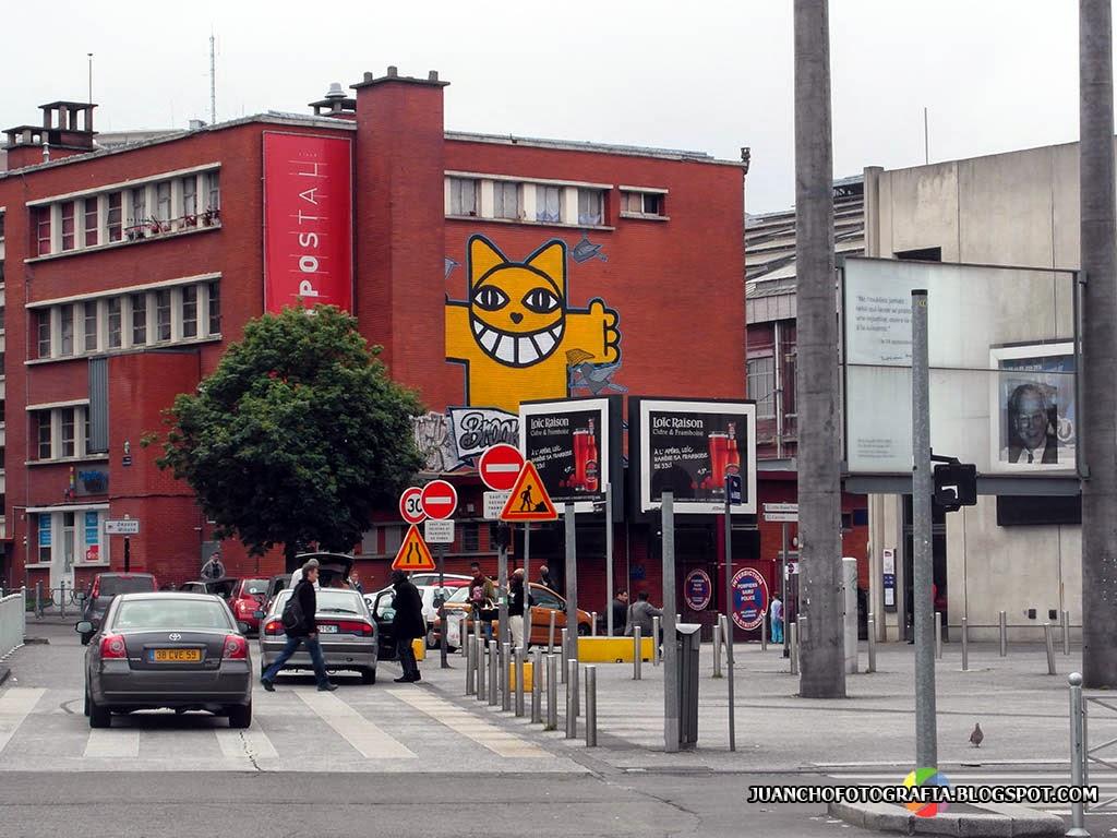 Graffiti Lille