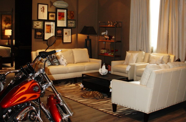 This Is Precisely What Furniture Manufacturer Da Vinci Through Their Indonesia In Partnership With Pt Mabua Harley Davidson