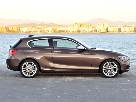 Los precios del nuevo BMW Serie 1 3p para España