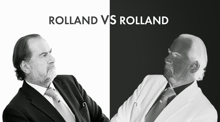 la historia de Michel Rolland