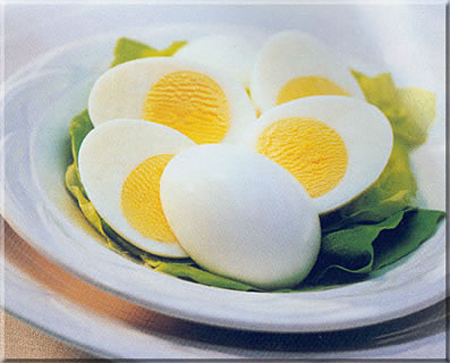 The Lemonista: The Perfect Hard Boiled Egg