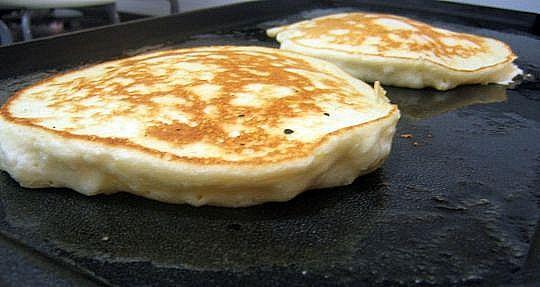 Fluffy Ricotta Pancakes. | Michael Bonnici