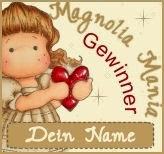 "WINNER ""Magnolia Mania #92"""