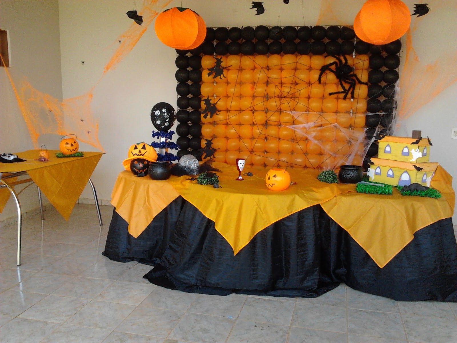 Kit Decoracao Sala De Aula ~  as tesourinhas para que cortem # decoracao de halloween sala de aula