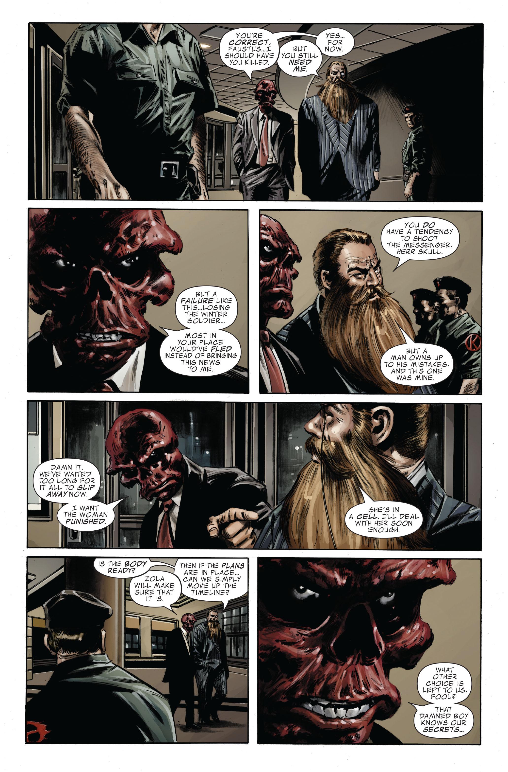 Captain America (2005) Issue #33 #33 - English 3