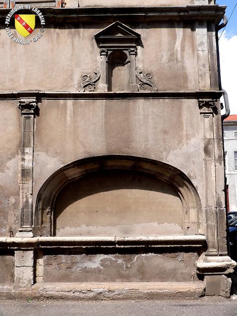 VEZELISE (54) - Hôtel de Tavagny (1546)