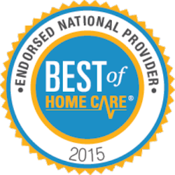 2015 National Best of Care Endorsement