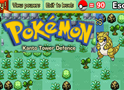 Pokemon Kanto Tower Defence