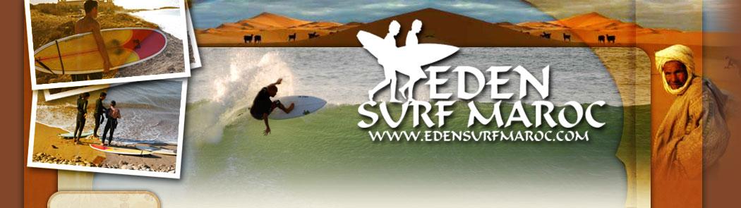 Eden surf camp Tamhrart, proche Agadir