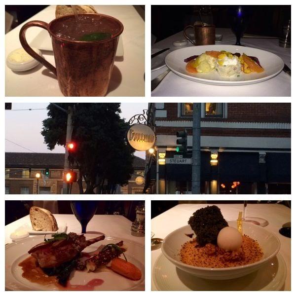 Boulevard Restaurant, San Francisco