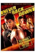 Watch Never Back Down 2008 Megavideo Movie Online