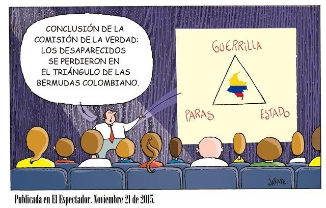 Triángulo de las Bermudas colombiano