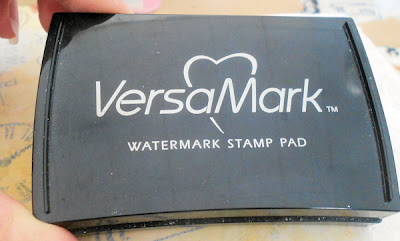 stamp pad versa mark