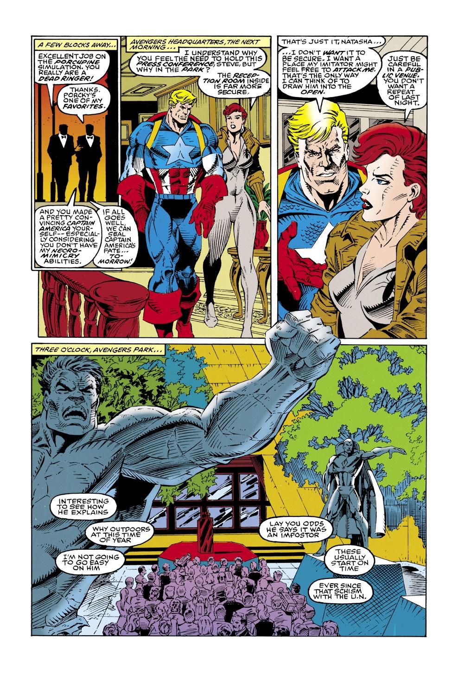 Captain America (1968) Issue #425 #375 - English 22