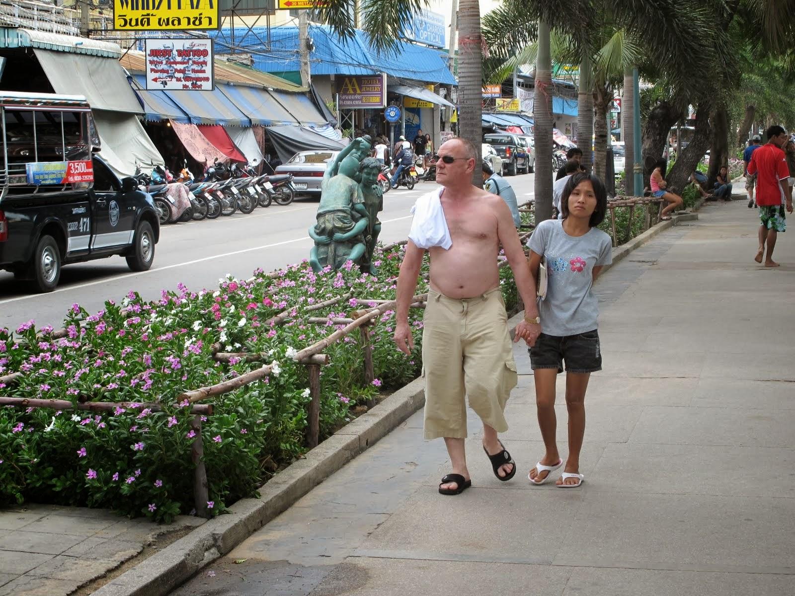 Секс туризм в камбодже Давно