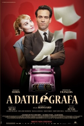Download - A Datilógrafa – DVDRip AVI Dual Áudio + RMVB Dublado ( 2013 )