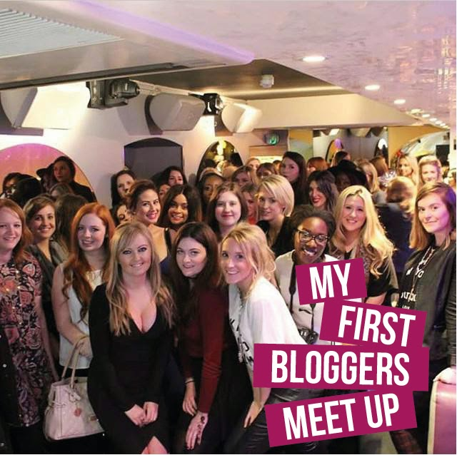 #nyldnmeet My First Bloggers Meet Up