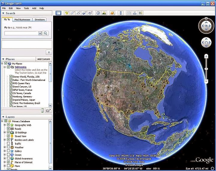 Google Earth 3d Full Version Software Free Download