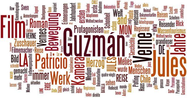 Patricio Guzman und Jules Verne
